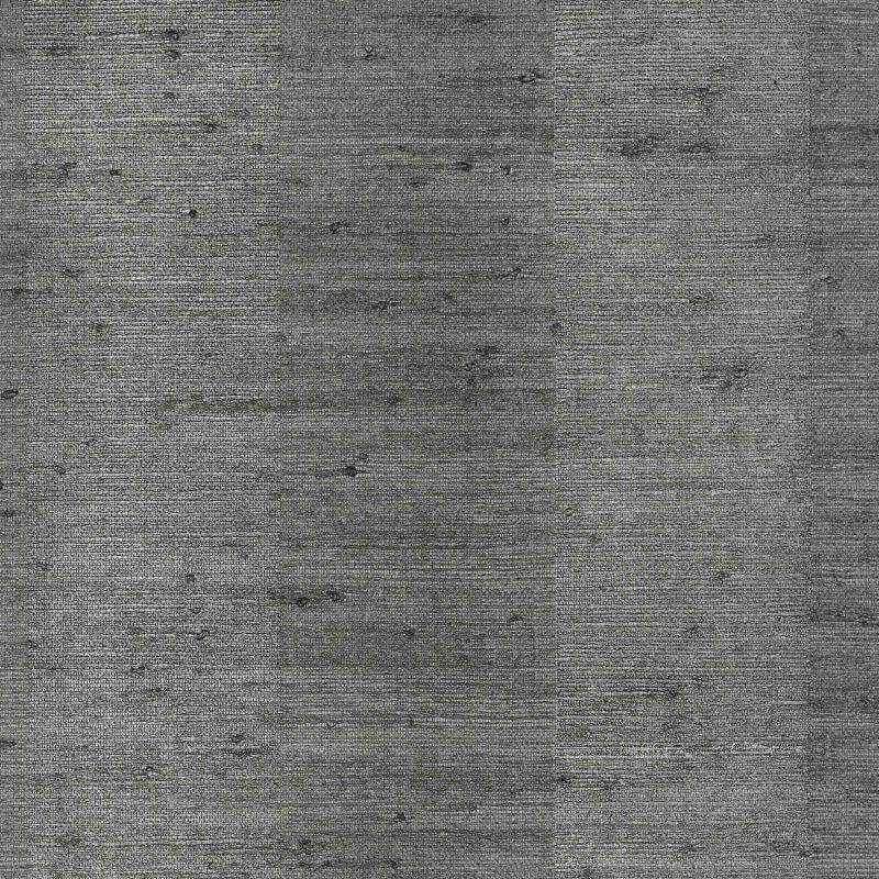 Grass Cloth Stripe Silver