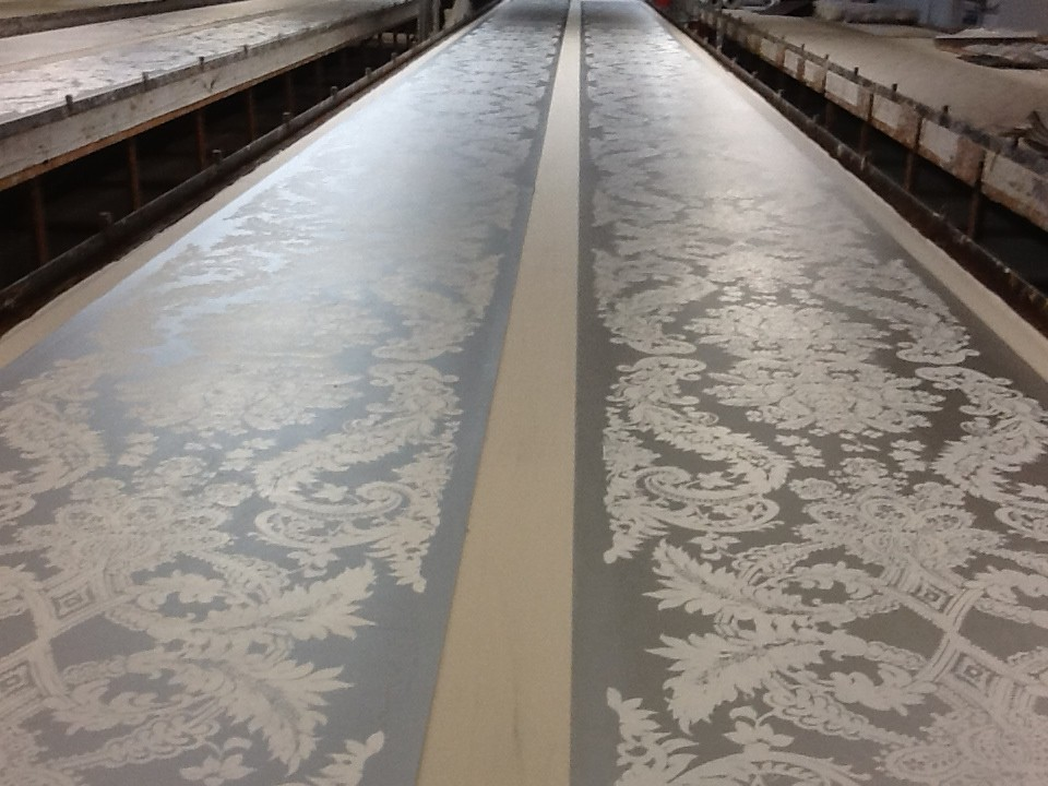 wallcovering factory image
